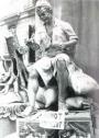 1959.- Ninot Indultat (Falla Pie de la Cruz)